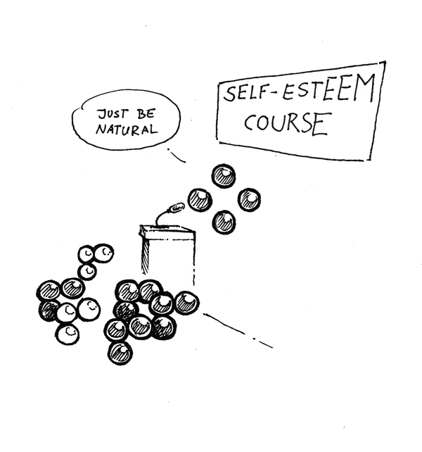 self-esteem course